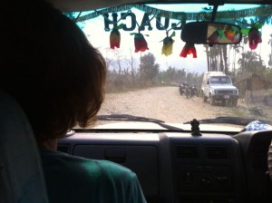 It took us 10 hours to drive to Mon from Kaziranga- the roads for the last 100kms were uphill and terrible!