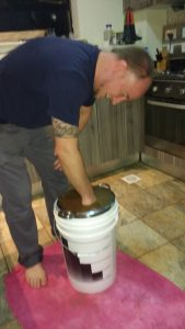 Sometimes things go wrong when you are brewing!