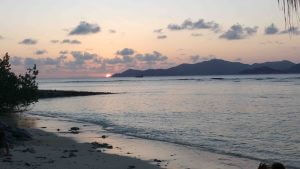 The beaches all around the island were stunning!