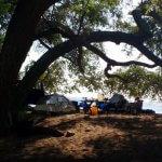 Camping on Lake Tanganyika - Ndole Bay
