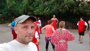 H3 run in Dar el Salaam.